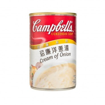 CAMPBELL'S Cream Of Onion 305G