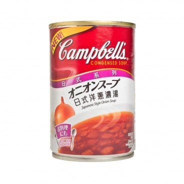 CAMPBELL'S Japanese Style Onion Soup 305G