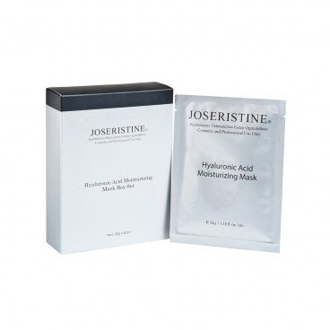 JOSERISTINE BY CHOI FUNG HONG Hyaluronic Acid Moisturizing Mask Box Set 33GX6