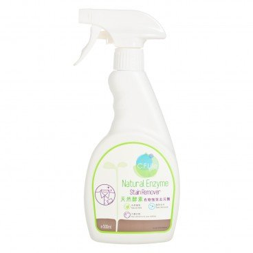 CF LIFE BY CHOI FUNG HONG Natural Enzyme Stain Remover 500ML
