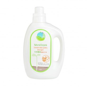 CF LIFE BY CHOI FUNG HONG Natural Enzyme Deep Cleansing Concentrated Laundry Detergent 2L