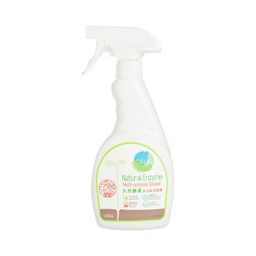 CF LIFE BY CHOI FUNG HONG Natural Enzyme All Purpose Cleaner 500ML