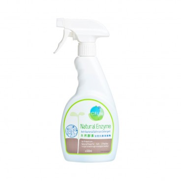 CF LIFE BY CHOI FUNG HONG Natural Enzyme Anti bacterial Bathroom Cleaner 500ML