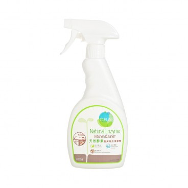 CF LIFE BY CHOI FUNG HONG Natural Enzyme Kitchen Cleaner 500ML