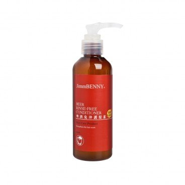 JIMMBENNY Beer Rinse free Conditioner 200ML