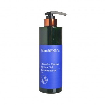 JIMMBENNY Lavender Smoothing Shower Gel 500ML