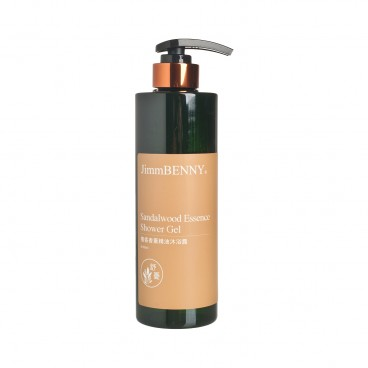JIMMBENNY - Sandalwood Forget Worried Shower Gel - 500ML