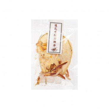 FOUR SEASON TEAHOUSE Osmanthus Pear Lung Nourishing Tea 30G