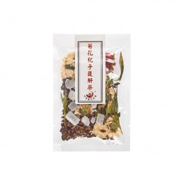FOUR SEASON TEAHOUSE Chrysanthemum Goji Berry Liver Protecting Tea 20G