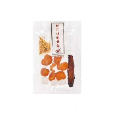 FOUR SEASON TEAHOUSE - Osmanthus Longan Drink - 20G
