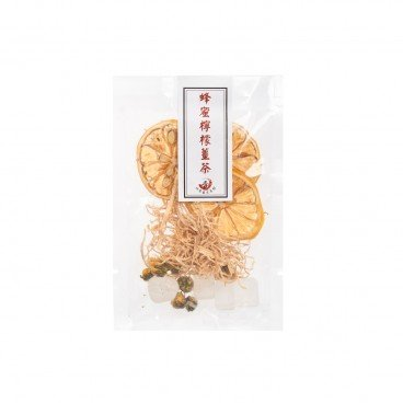 FOUR SEASON TEAHOUSE Honey Lemon Ginger Tea 20G