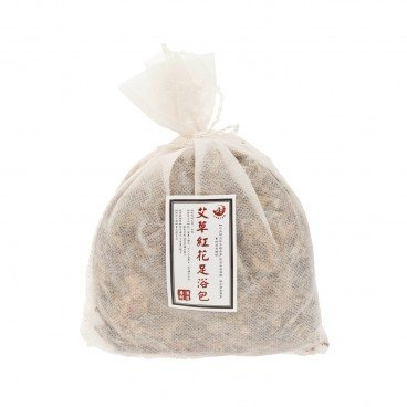 FOUR SEASON TEAHOUSE Licorice Saffflower Foot Bath Packet 40G