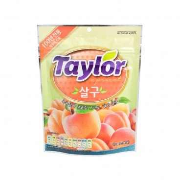 TAYLOR - Dried Apricots - 145G