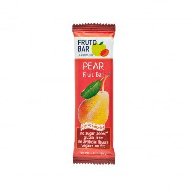 FRUTO BAR - Pear Fruit Bar - 30G