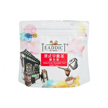 TEADDICT Ice House Series hong Kong Breakfast Tea Refill 250G