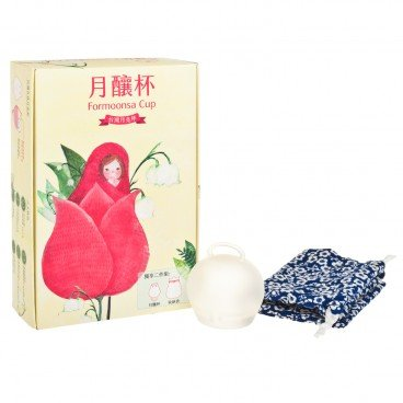 FORMOONSA CUP Menstrual Cup Standard 30 ml Set PC