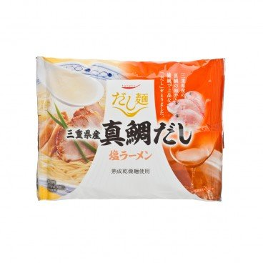 TABETE Ramen mie Snapper Salt Base 109G