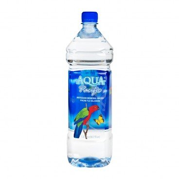 AQUA PACIFIC Natural Mineral Water 1.5L
