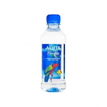 AQUA PACIFIC Natural Mineral Water 330ML