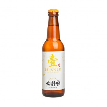 TAI WAI BEER No 1 chammomile Pilsner 330ML