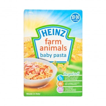 HEINZ - Baby Pasta Farm Animals - 340G