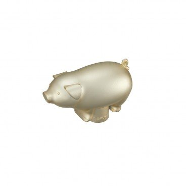 DECORATION KNOB-PIG