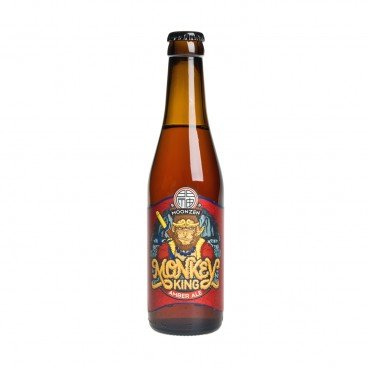 MOONZEN - Monkey King Amber Ale - 330ML