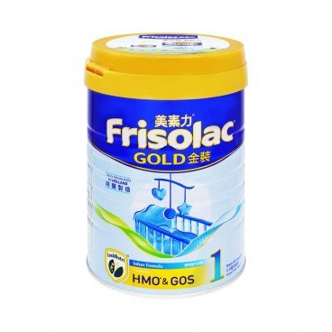 FRISOLAC - Gold Stage 1 Milk Powder - 900G
