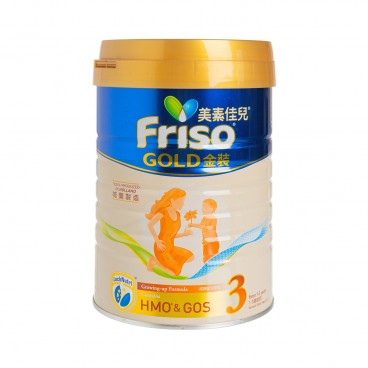 FRISO - Gold Stage 3 Milk Powder - 900G