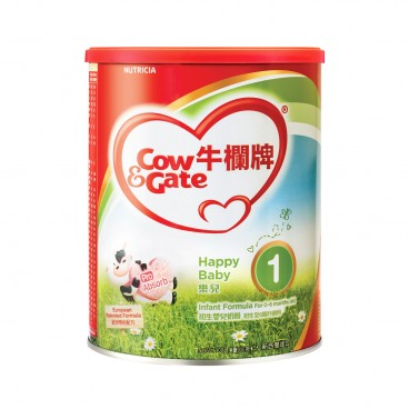 COW & GATE 1 Infant Formula 900G