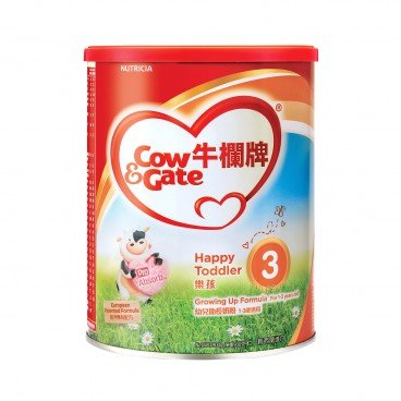 COW & GATE 3 Growing Up Formula 900G