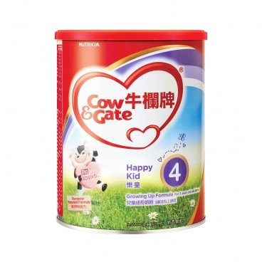 COW & GATE 4 Growing Up Formula 900G