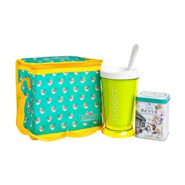 TEADDICT Slush Cup Ice Bag Set hong Kong Afternoon Tea SET