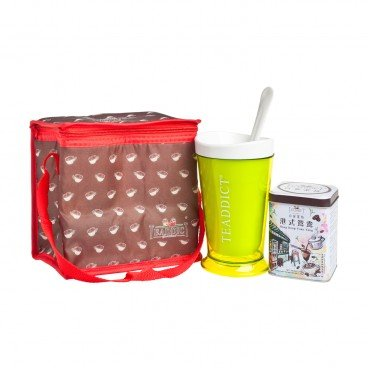 TEADDICT Slush Cup Ice Bag Set hong Kong Yuen Yang SET