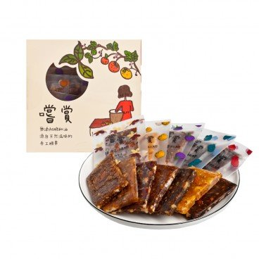 ASSORTED DRIED FRUITS & NUTS CANDIES