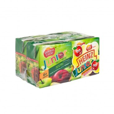 HEINZ Junior Drink apple 150MLX4