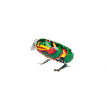HUOYAN Frog Metal Toy PC