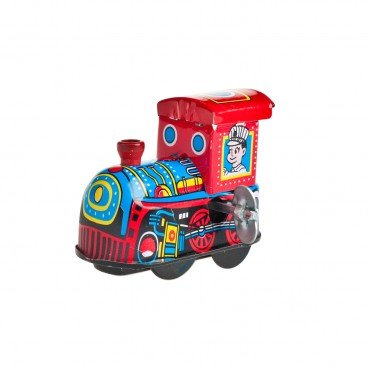 HUOYAN Train Metal Toy PC