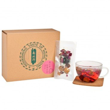 NAM PEI HONG - Dried Fig And Rose Flower Tea - 10'S
