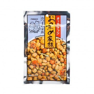 POPONUTS - Peanuts With Dried Fish - 80G