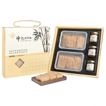 KWAN KEE Gift Set noodles  Traditional Chinese Sauce SET