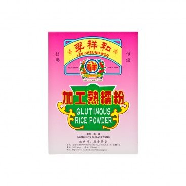 LEE CHEUNG WOO Cooked Glutinous Rice Flour 300G