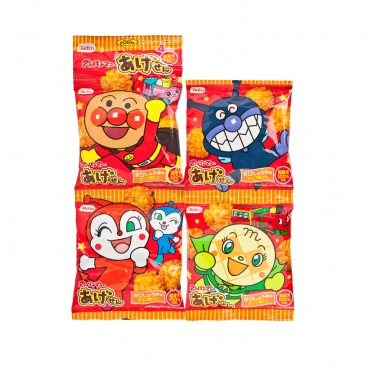 BEFCO - Anpanman Rice Cracker - 60G