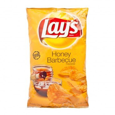 LAY'S - Honey Barbecue Potato Chips - 184.2G