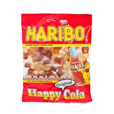 HARIBO - Happy Cola Gummy - 200G