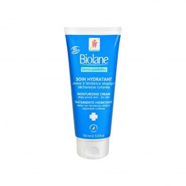 BIOLANE - Moisturizing Cream Dermo paediatrics - 150ML