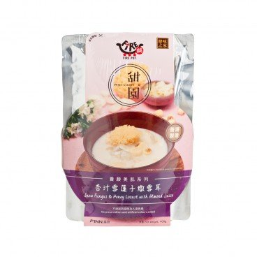 FIRE POT Sweet Garden snow Fungus Honey Locust With Almond Juice 400G
