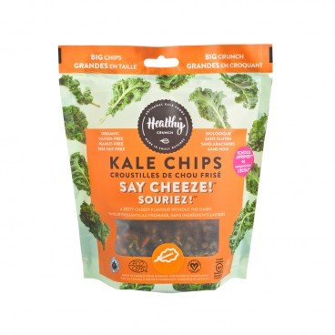 SAY CHEEZE!® KALE CHIPS