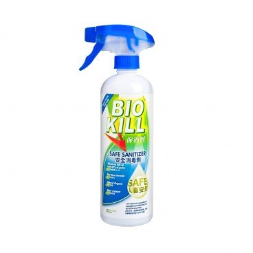 BIOKILL® Safe Sanitizer     500ML