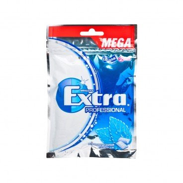 EXTRA Sugarfree Chewing Gum peppermint Flavour Refill 54'S